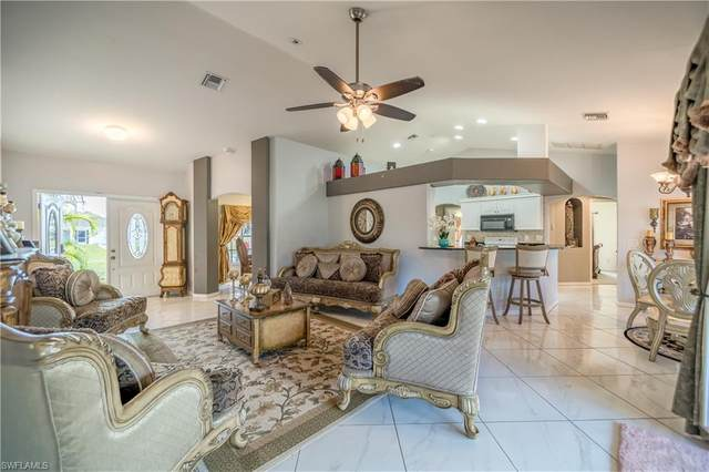 3010 NW Douglas Cir, Cape Coral, FL 33993 (#220014738) :: The Dellatorè Real Estate Group