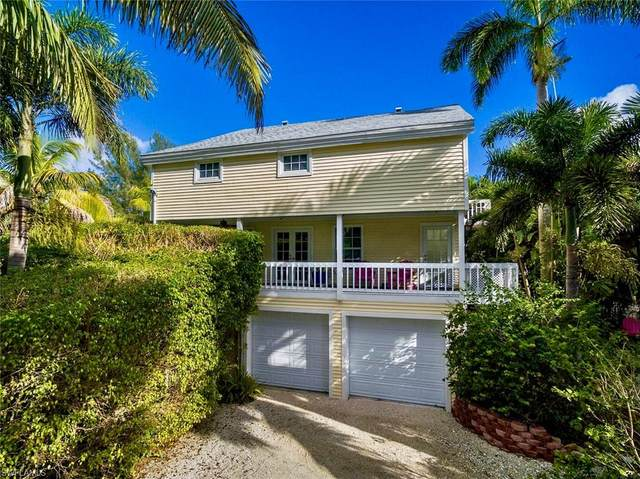 1009 Dixie Beach Boulevard, Sanibel, FL 33957 (#220014833) :: The Dellatorè Real Estate Group