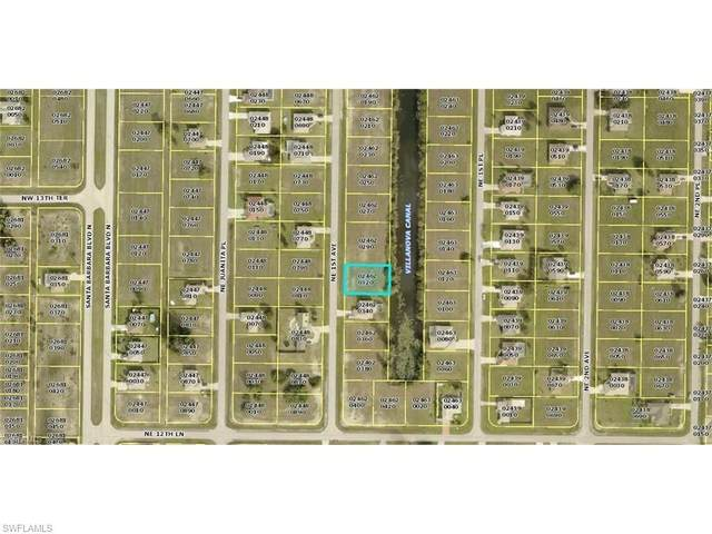 1307 NE 1st Ave, Cape Coral, FL 33909 (MLS #220014845) :: Clausen Properties, Inc.