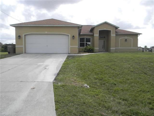 126 NW 10th St, Cape Coral, FL 33993 (#220014860) :: The Dellatorè Real Estate Group