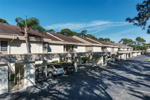 5625 Trailwinds Dr #415, Fort Myers, FL 33907 (#220014931) :: The Dellatorè Real Estate Group