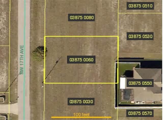 2111 NW 17th Ave, Cape Coral, FL 33993 (#220014934) :: The Dellatorè Real Estate Group
