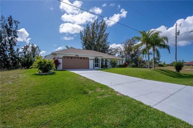 2250 SW 1st Ter, Cape Coral, FL 33991 (#220014952) :: The Dellatorè Real Estate Group