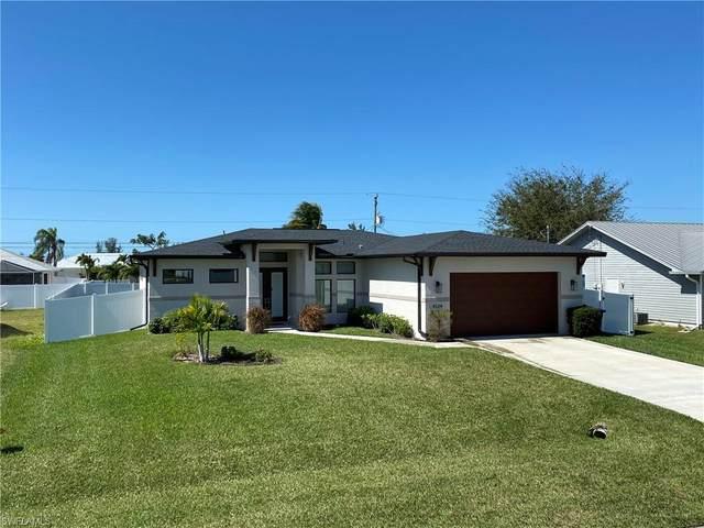 4124 SW 15th Ave, Cape Coral, FL 33914 (MLS #220015012) :: Kris Asquith's Diamond Coastal Group