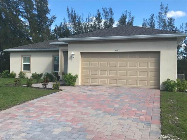 2311 NW 33rd Pl, Cape Coral, FL 33993 (#220015166) :: Jason Schiering, PA