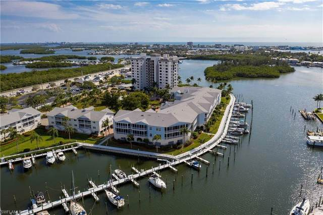 18070 San Carlos Blvd #624, Fort Myers Beach, FL 33931 (MLS #220015177) :: Kris Asquith's Diamond Coastal Group