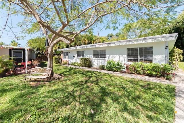 815 Courtington Ln #1, Fort Myers, FL 33919 (#220015233) :: Jason Schiering, PA