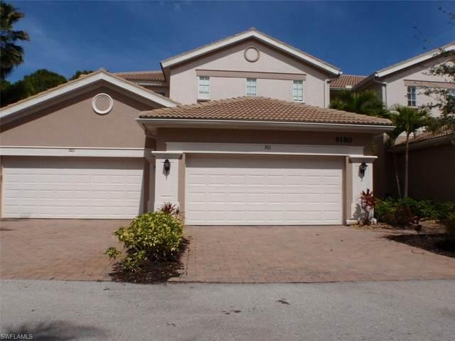 9180 Spanish Moss Way #911, Bonita Springs, FL 34135 (#220015266) :: The Dellatorè Real Estate Group