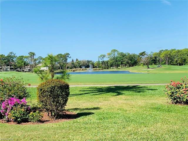 5825 Trailwinds Dr #416, Fort Myers, FL 33907 (#220015289) :: The Dellatorè Real Estate Group
