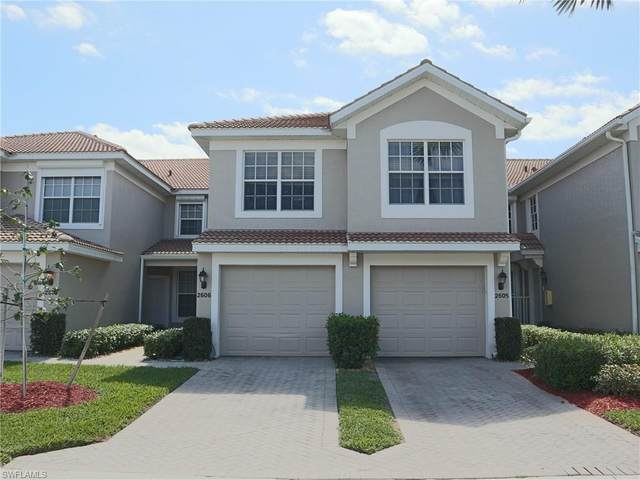 11020 Mill Creek Way #2606, Fort Myers, FL 33913 (#220015357) :: Caine Premier Properties