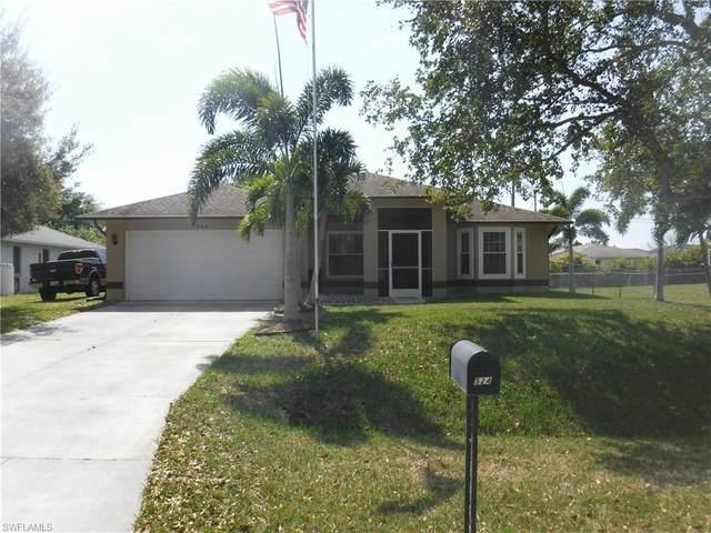 524 SW 23rd Ter, Cape Coral, FL 33991 (MLS #220015387) :: Clausen Properties, Inc.