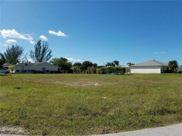218 SW 13th Ter, Cape Coral, FL 33991 (MLS #220015396) :: Clausen Properties, Inc.