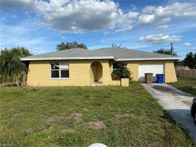 108 Riviera St, Lehigh Acres, FL 33936 (MLS #220015438) :: RE/MAX Realty Team