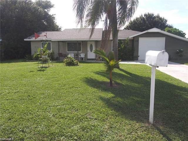 119 Contee Dr, Lehigh Acres, FL 33936 (MLS #220015755) :: RE/MAX Realty Team