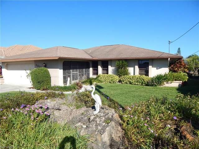 2621 Archer Pky E, Cape Coral, FL 33904 (MLS #220015781) :: Sand Dollar Group