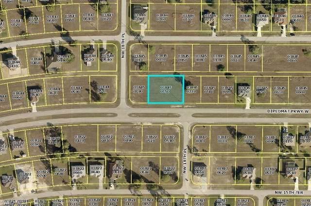 1741 Diplomat Pky W, Cape Coral, FL 33993 (#220015792) :: The Dellatorè Real Estate Group