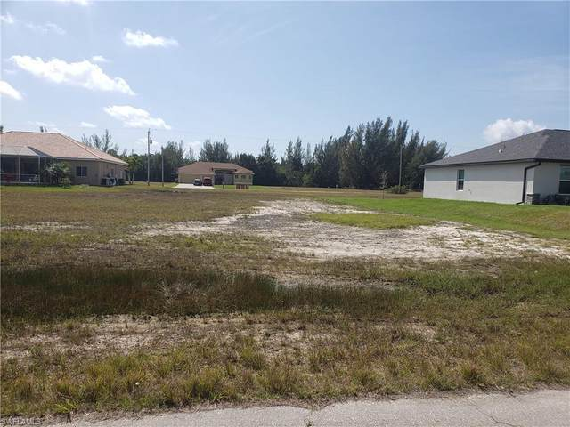 4122 NW 25th St, Cape Coral, FL 33993 (MLS #220016129) :: The Keller Group