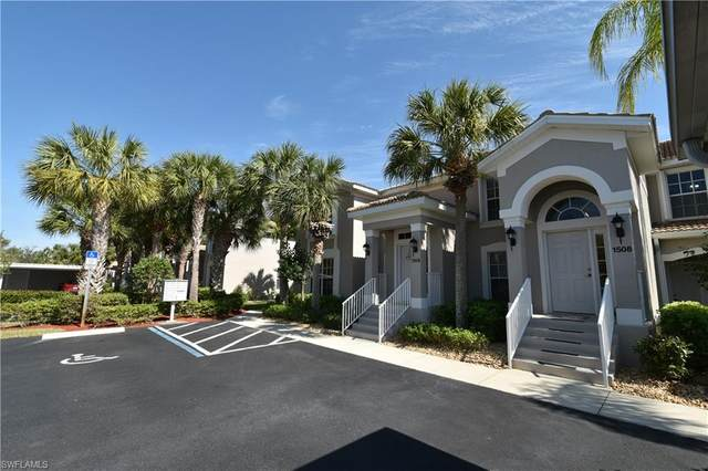 10129 Colonial Country Club Boulevard #1508, Fort Myers, FL 33913 (#220016229) :: The Dellatorè Real Estate Group