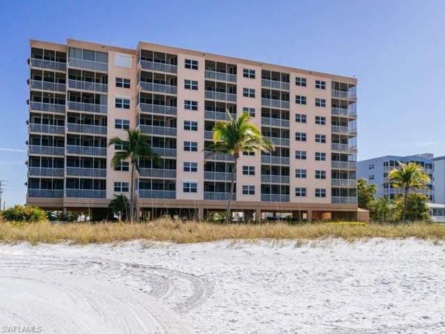 250 Estero Blvd #105, Fort Myers Beach, FL 33931 (#220016287) :: We Talk SWFL
