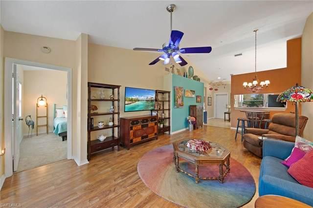 6645 Huntington Lakes Cir #202, Naples, FL 34119 (MLS #220016407) :: Palm Paradise Real Estate