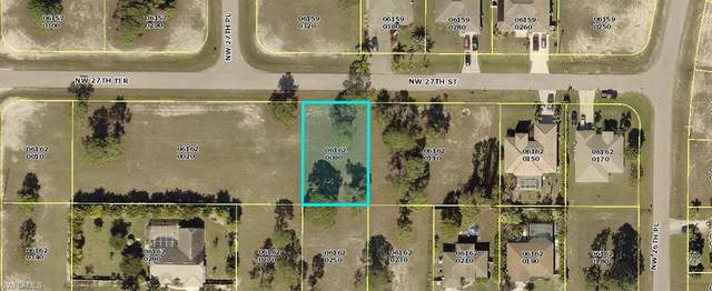 2614 NW 27th St, Cape Coral, FL 33993 (MLS #220016429) :: #1 Real Estate Services