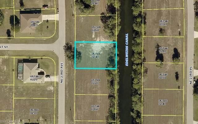 4029 NE 23rd Ave, Cape Coral, FL 33909 (MLS #220016430) :: #1 Real Estate Services