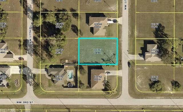 306 NW 17th Ave, Cape Coral, FL 33993 (MLS #220016431) :: #1 Real Estate Services