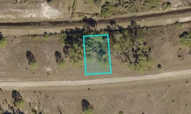 745 Bobolink Ave, Lehigh Acres, FL 33974 (MLS #220016434) :: #1 Real Estate Services