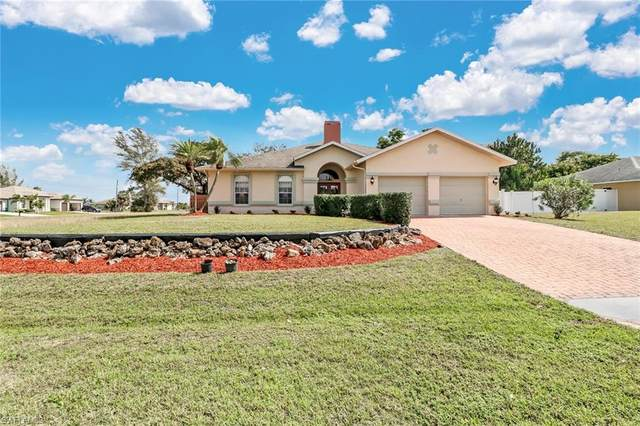 3711 SW 14th Pl, Cape Coral, FL 33914 (MLS #220016467) :: The Naples Beach And Homes Team/MVP Realty