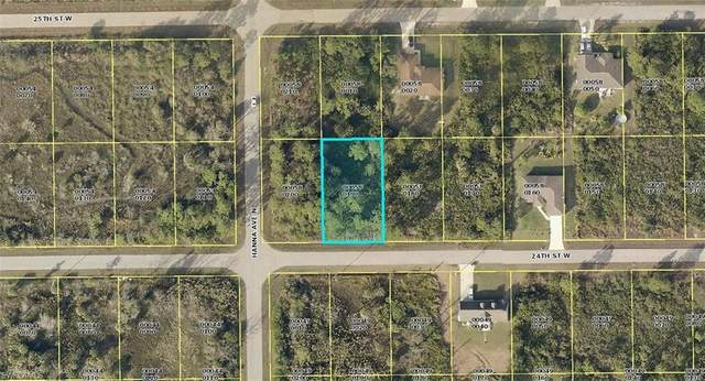 2716 24th St W, Lehigh Acres, FL 33971 (#220016483) :: The Dellatorè Real Estate Group
