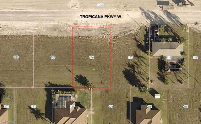 124 Tropicana Pky W, Cape Coral, FL 33993 (MLS #220016637) :: Premier Home Experts