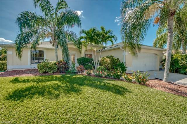 1808 SW 49th Ter, Cape Coral, FL 33914 (#220016674) :: The Dellatorè Real Estate Group