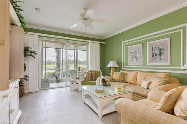 14531 Legends Boulevard N #104, Fort Myers, FL 33912 (MLS #220016956) :: Clausen Properties, Inc.
