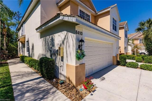 8410 Village Edge Circle #4, Fort Myers, FL 33919 (MLS #220017091) :: Clausen Properties, Inc.