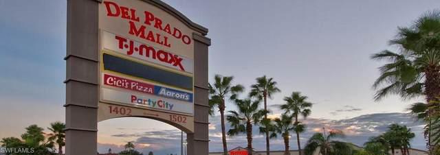 1404 Del Prado Boulevard S #155, Cape Coral, FL 33990 (MLS #220017112) :: Clausen Properties, Inc.