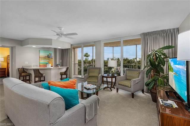 6620 Estero Boulevard #401, Fort Myers Beach, FL 33931 (#220017309) :: Jason Schiering, PA