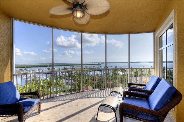 6061 Silver King Boulevard #603, Cape Coral, FL 33914 (MLS #220017421) :: The Naples Beach And Homes Team/MVP Realty