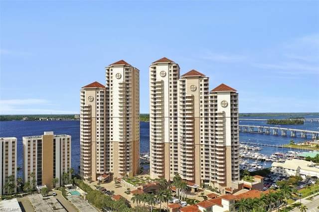 2104 W 1st Street #702, Fort Myers, FL 33901 (#220017441) :: The Dellatorè Real Estate Group