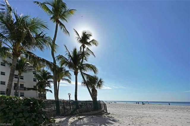 2560 Estero Boulevard 4B, Fort Myers Beach, FL 33931 (MLS #220017957) :: RE/MAX Realty Group