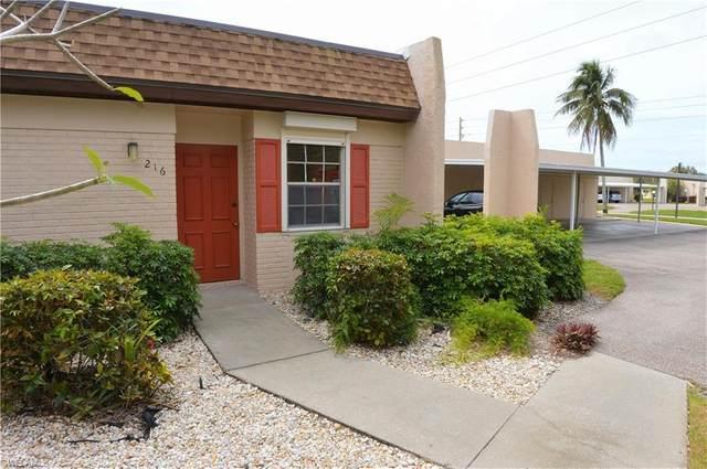 6300 S Pointe Boulevard #216, Fort Myers, FL 33919 (#220018235) :: The Dellatorè Real Estate Group