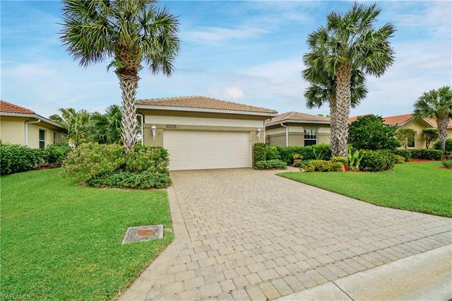 10535 Bellagio Dr, Fort Myers, FL 33913 (MLS #220018293) :: RE/MAX Realty Team