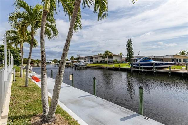 4549 SE 5th Place #114, Cape Coral, FL 33904 (MLS #220018323) :: Clausen Properties, Inc.