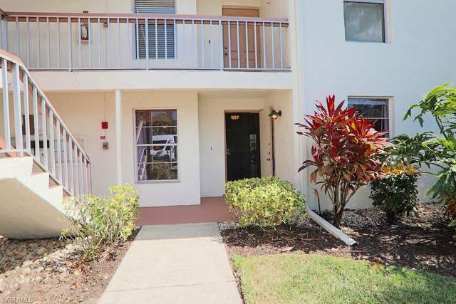 5455 Peppertree Drive #5, Fort Myers, FL 33908 (MLS #220018352) :: Florida Homestar Team