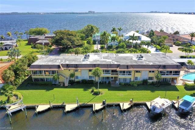 1669 Edith Esplanade #107, Cape Coral, FL 33904 (MLS #220018494) :: Team Swanbeck