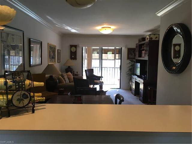 1210 Hall Rd #208, North Fort Myers, FL 33903 (MLS #220018593) :: RE/MAX Realty Team