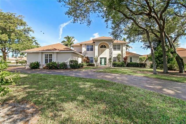 6822 Compton Lane N, Naples, FL 34104 (MLS #220019290) :: #1 Real Estate Services