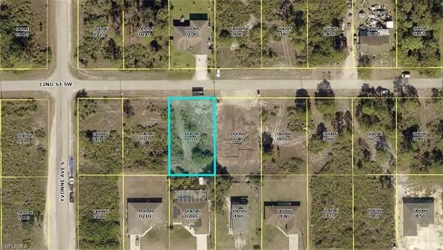 3717 22nd Street SW, Lehigh Acres, FL 33976 (MLS #220019317) :: Clausen Properties, Inc.