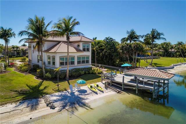 5550 Harborage Dr, Fort Myers, FL 33908 (MLS #220019433) :: RE/MAX Realty Team