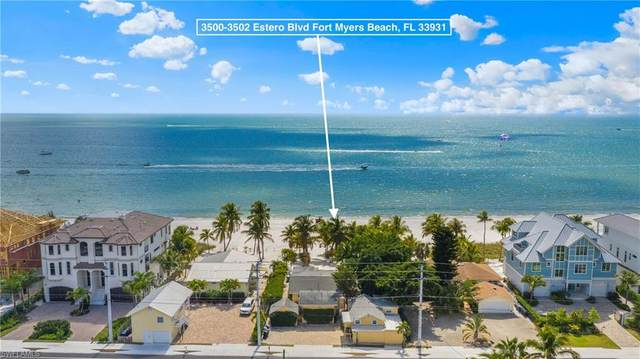 3500-3502 Estero Blvd, Fort Myers Beach, FL 33931 (MLS #220019503) :: Team Swanbeck
