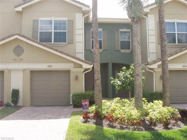 3161 Cottonwood Bend #1202, Fort Myers, FL 33905 (#220019553) :: Jason Schiering, PA